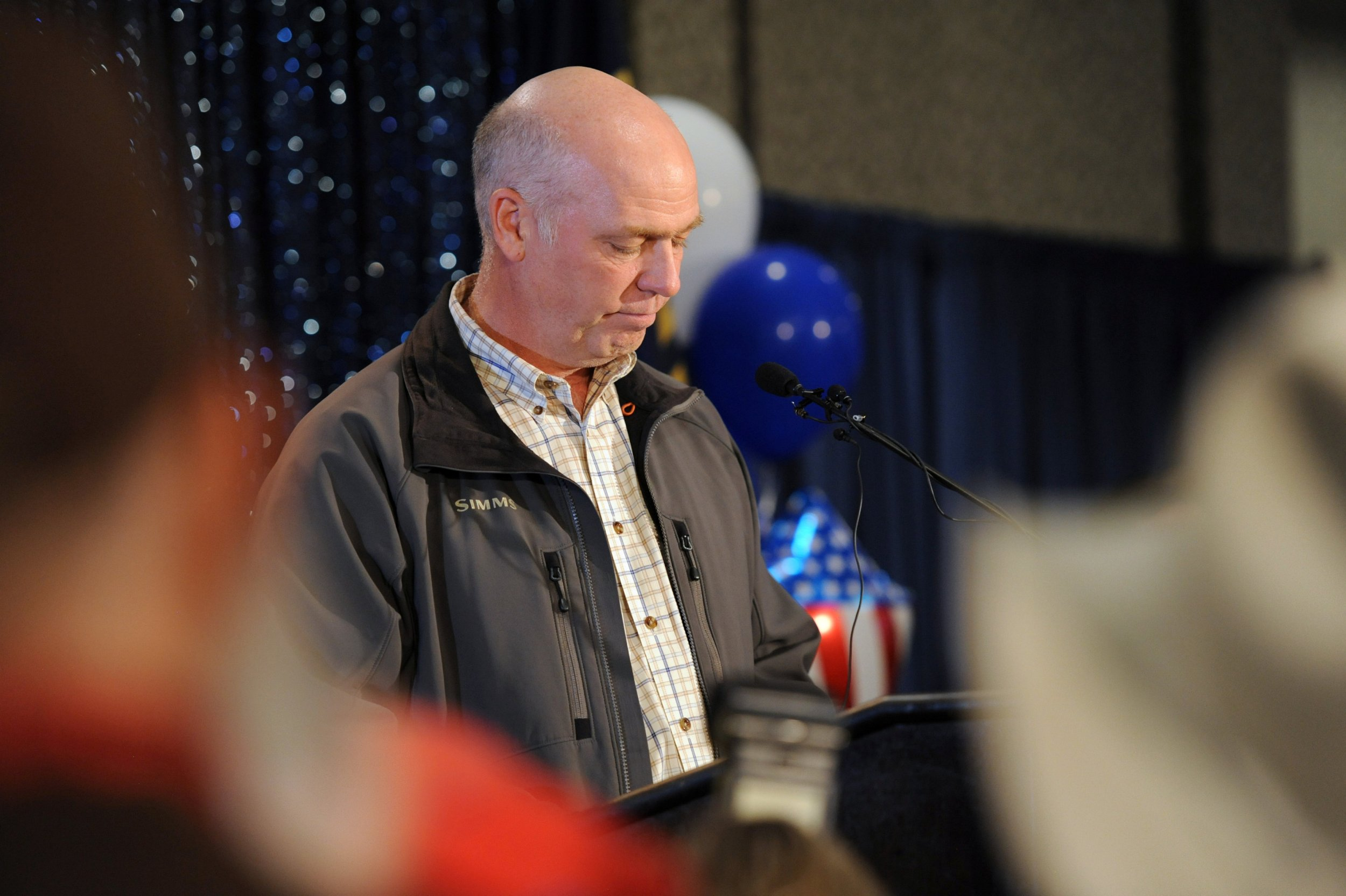 Greg Gianforte Apologizes