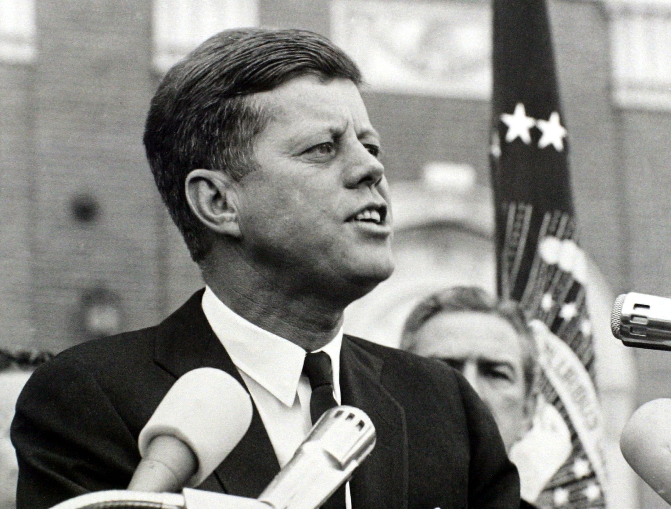 the triumph of john f kennedy during the cold war 2 Jfk's inaugural speech, 50 years later jfk's inaugural address, delivered 50 years ago today, speaks to cold war challenges far removed from our own.