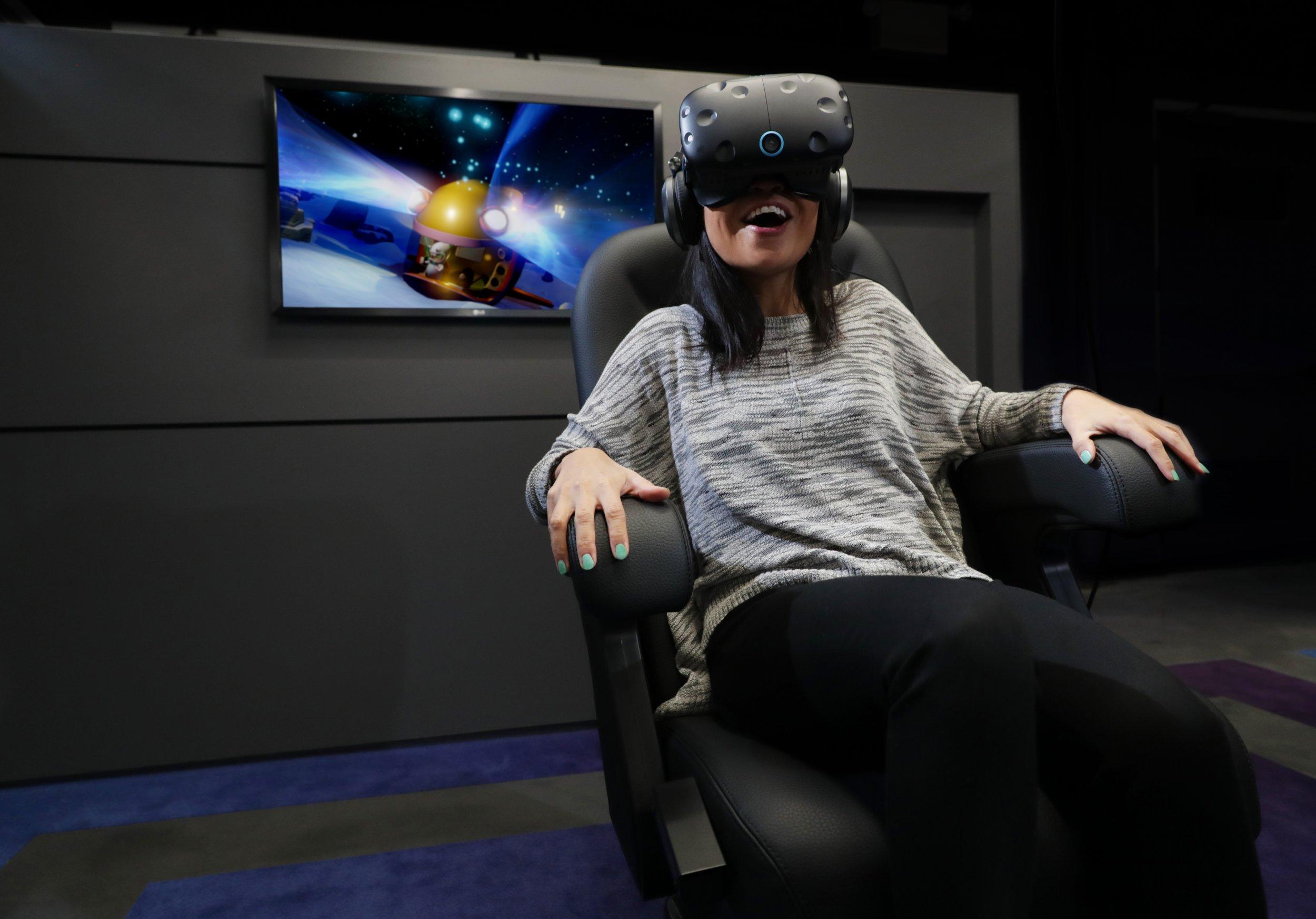 Virtual Reality Tour Of Groundhog Day