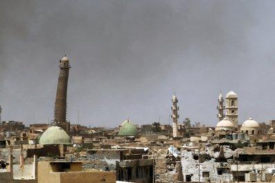 Mosul landscape