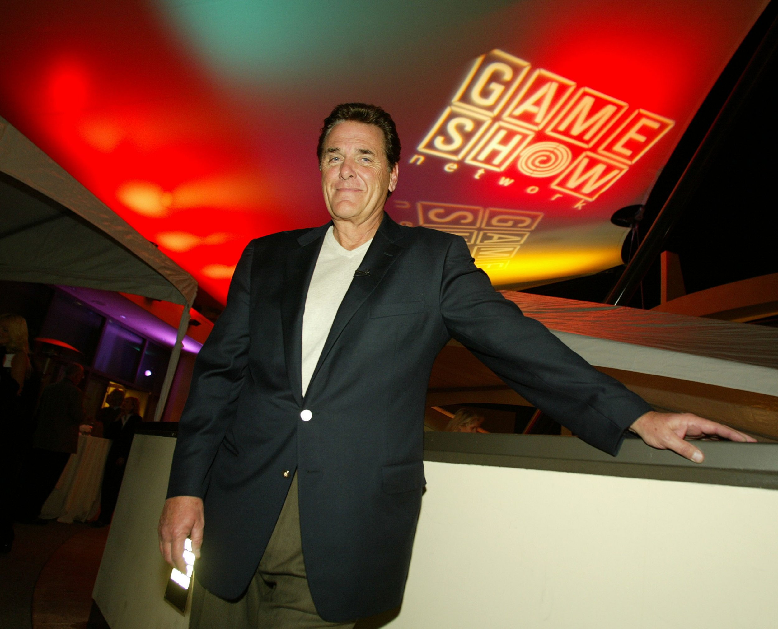 Chuck Woolery, game show host and political commentator