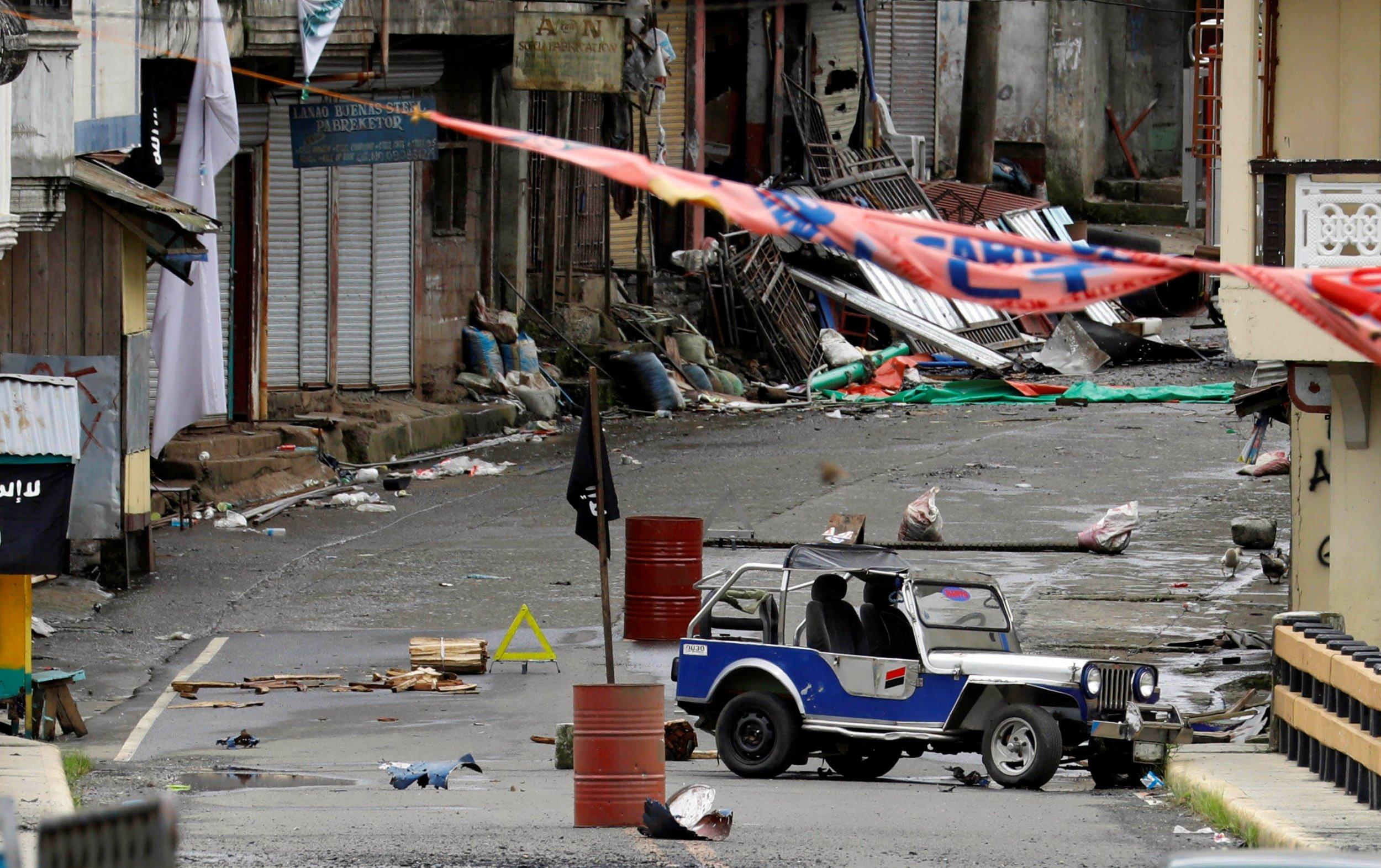 Maute Group destruction