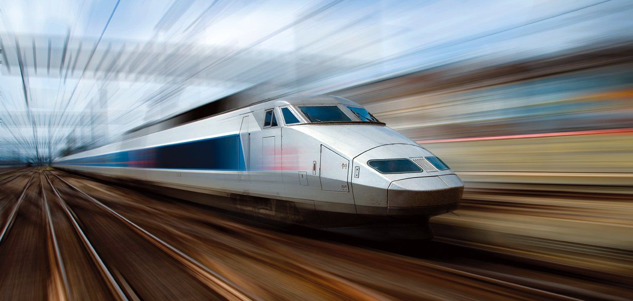 Why High-Speed Trains Don't Make Sense
