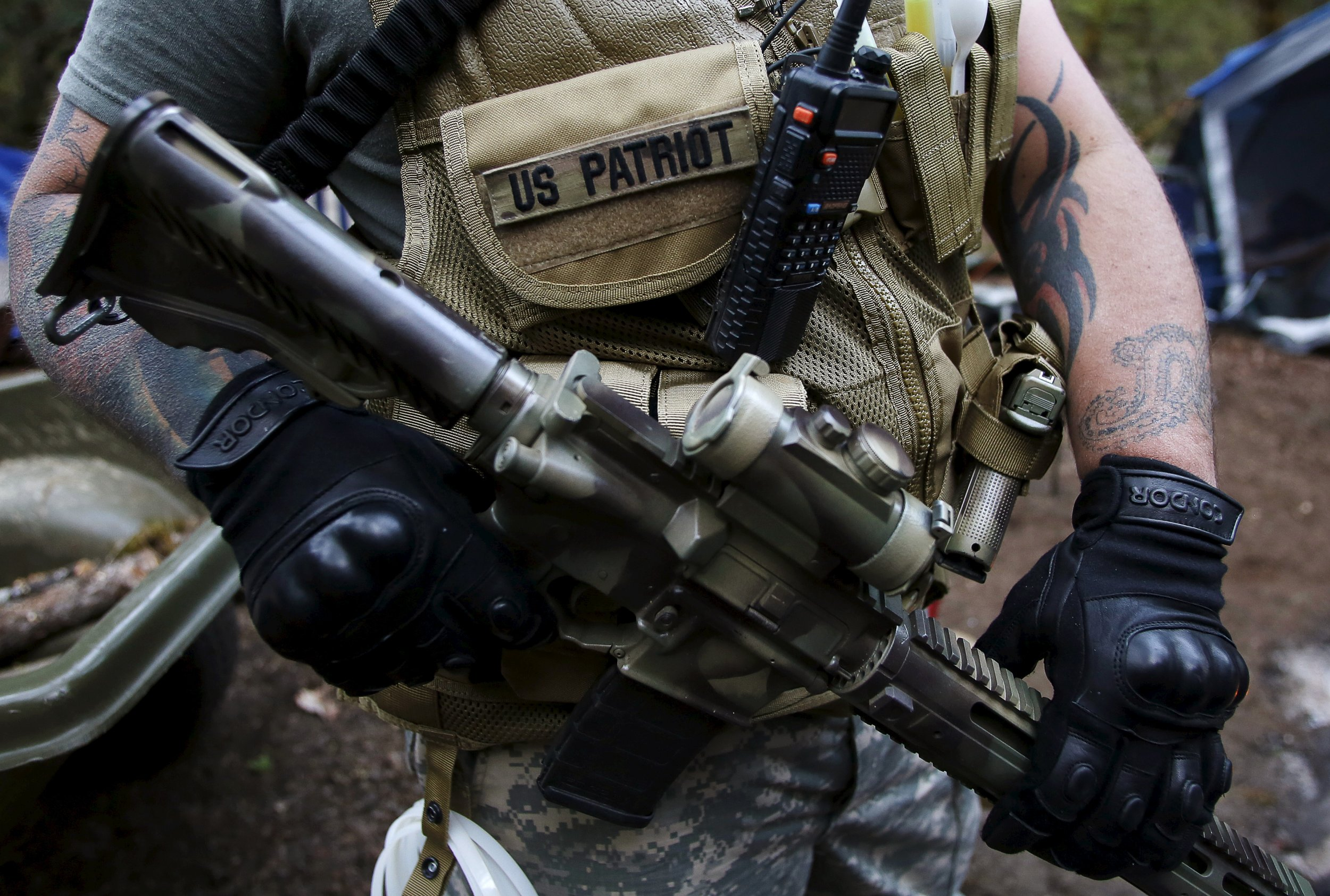 Member of the Oath Keepers