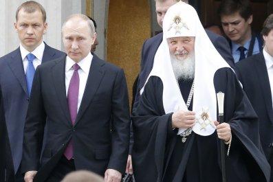 Putin, patriarch kirill