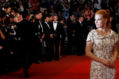Jessica Chastain Criticizes Cannes Film Festival for 'Disturbing' Lack of Women Representation