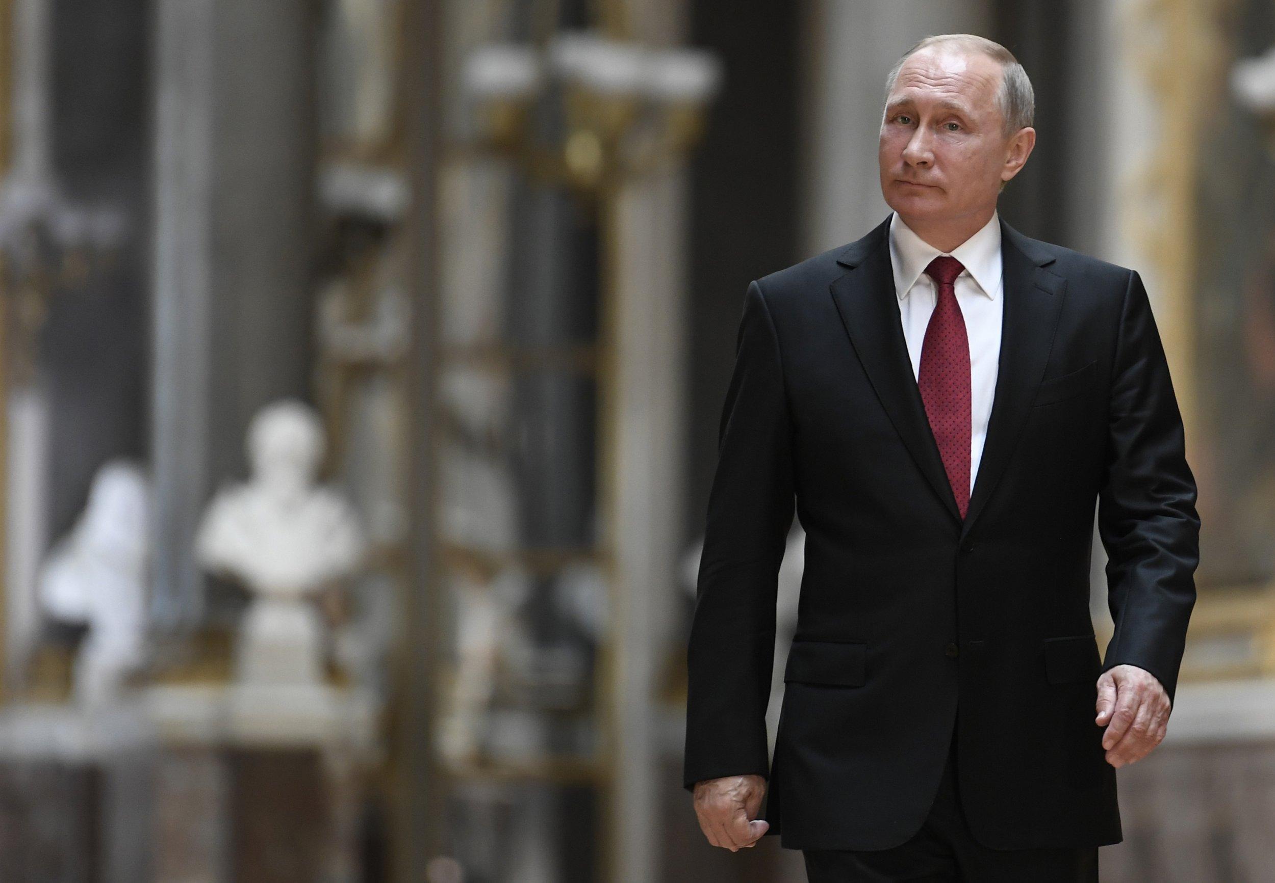 Putin and içdi - CANLI (YENİLƏNİR)