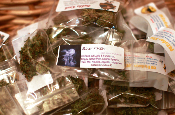 Wisconsin introduced legislation that would relax marijuana possession laws