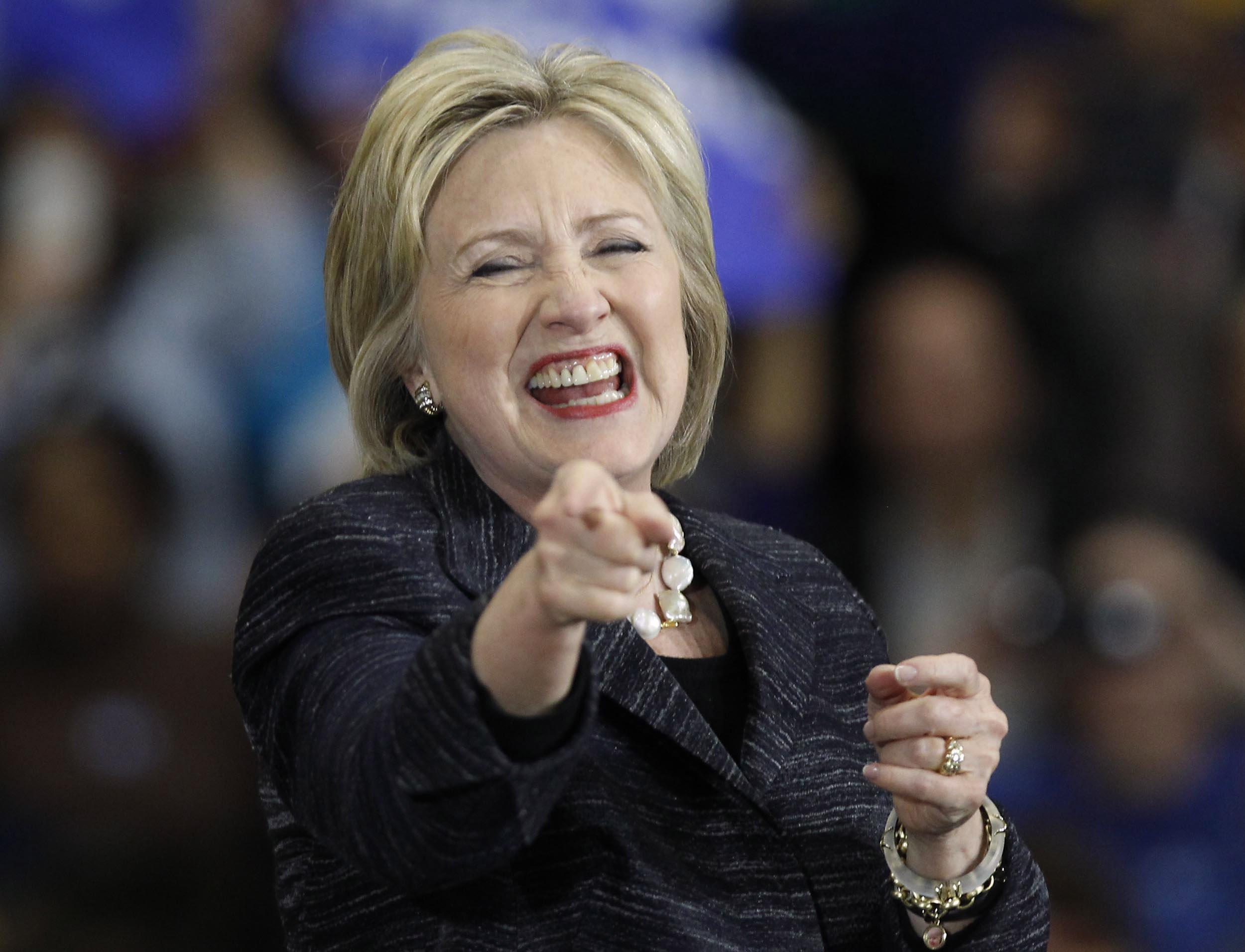 Hillary Clinton covfefe