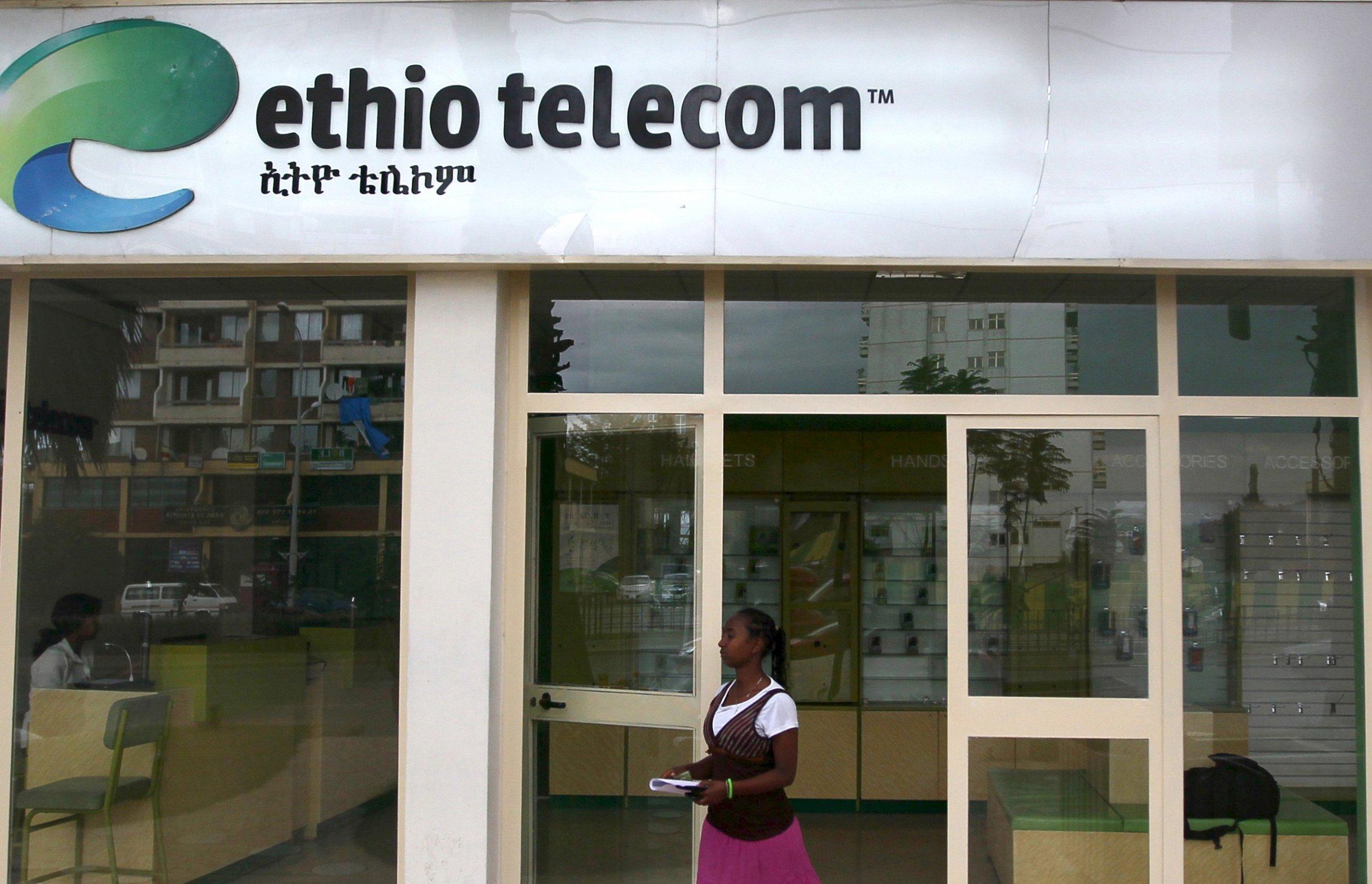 Ethiopia telecoms office