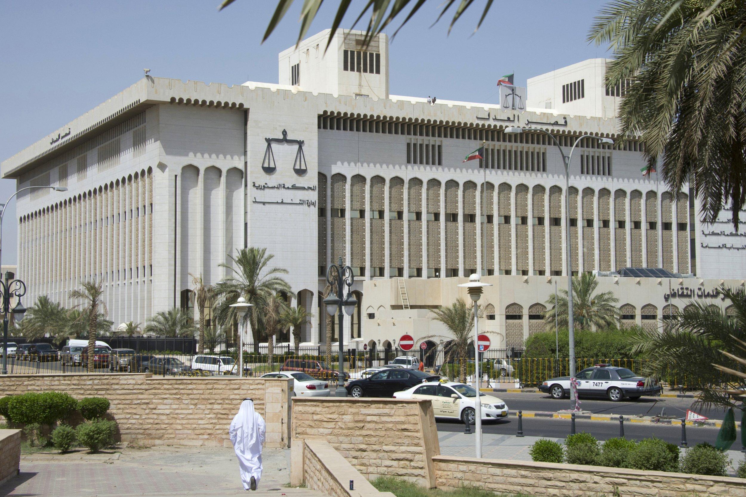 Kuwait palace justice