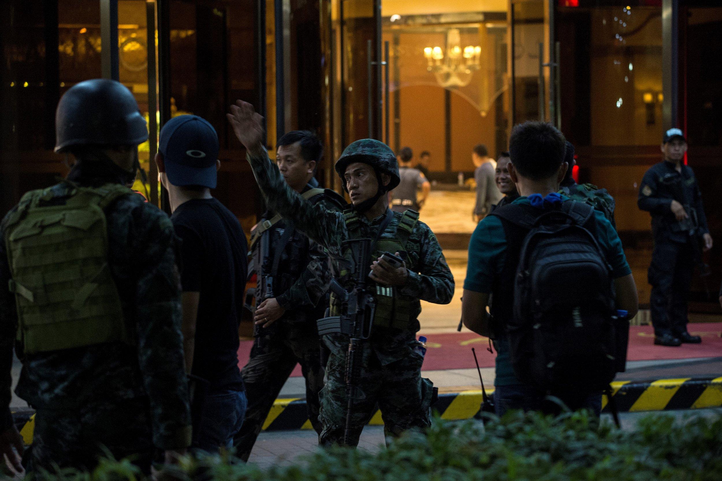 Manila attack