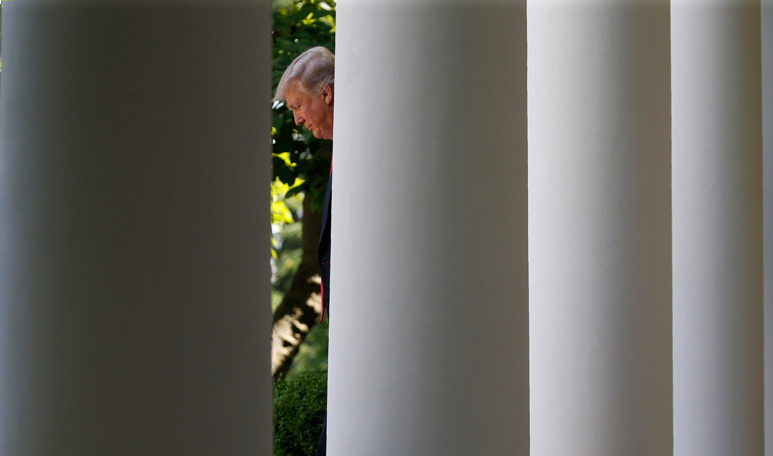 The White House, Donald Trump