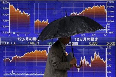 Nikkei markets