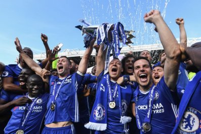 Champion Chelsea