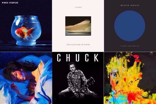 June 2017 Album Releases: Vince Staples, Lorde, Chuck Berry
