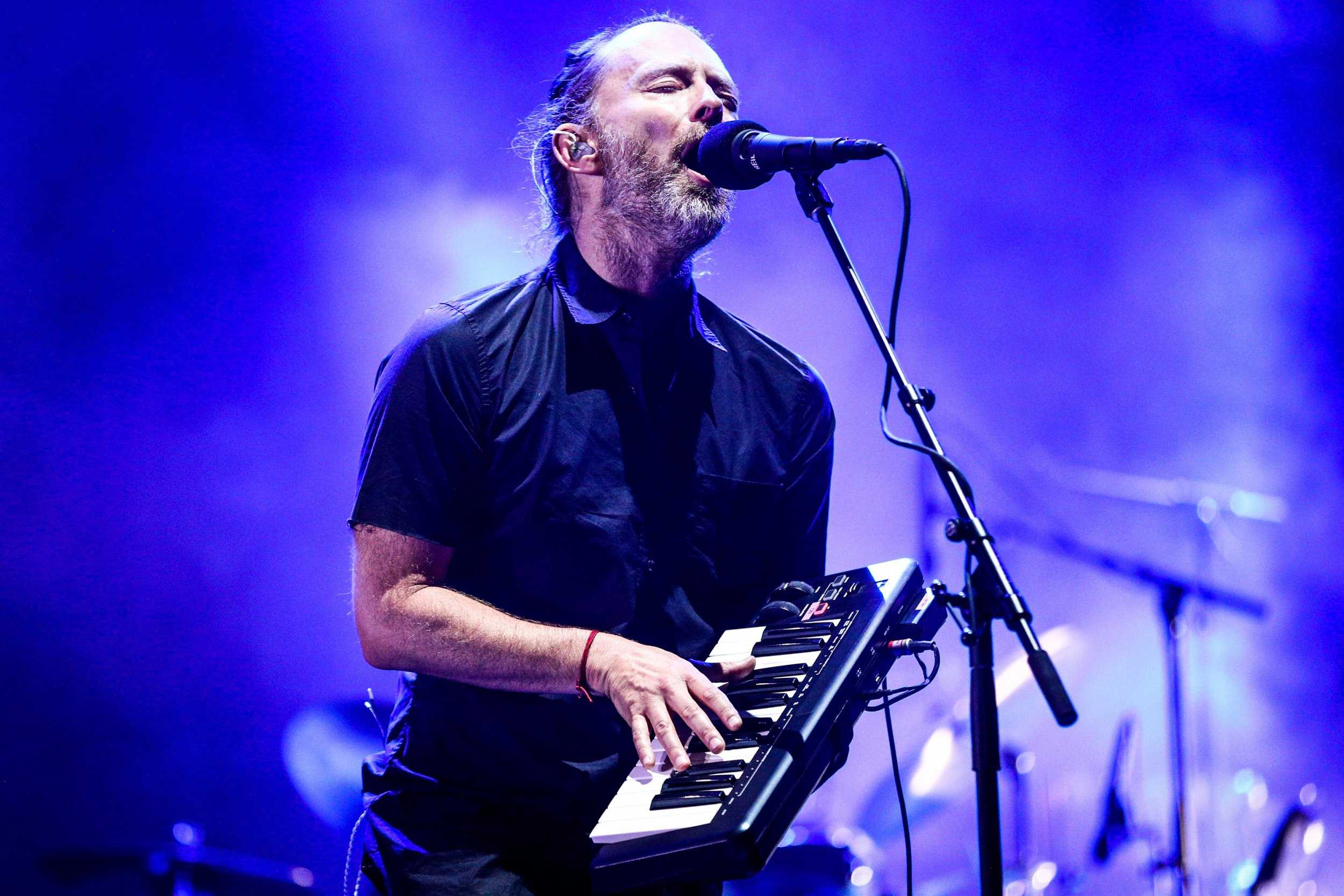 Radiohead Doesn\'t Care About its Rock and Roll Hall of Fame Nomination