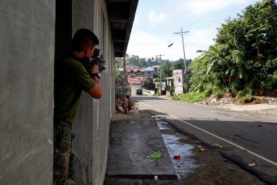 Marawi Philippines Maute Islamists