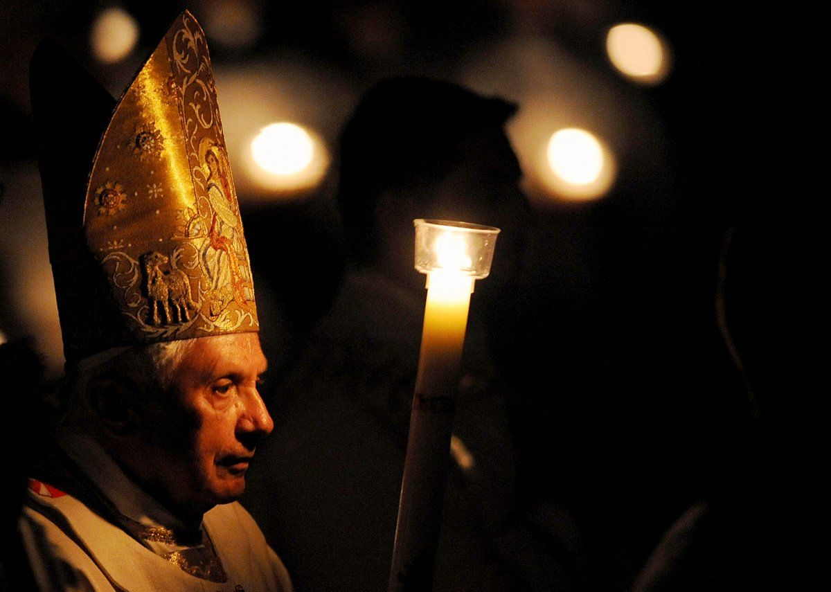 Click to view a gallery of Papal scandals over the years. Alberto Pizzoli /  AFP-Getty Images