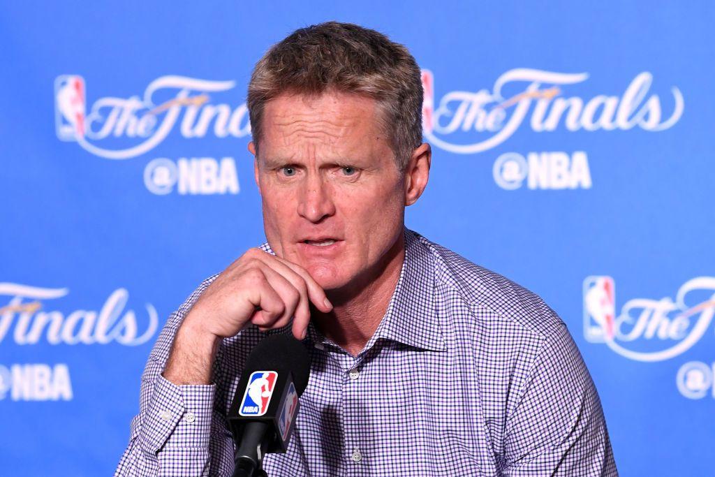 NBA Finals: Warriors Coach Steve Kerr Opens Up On Future ...