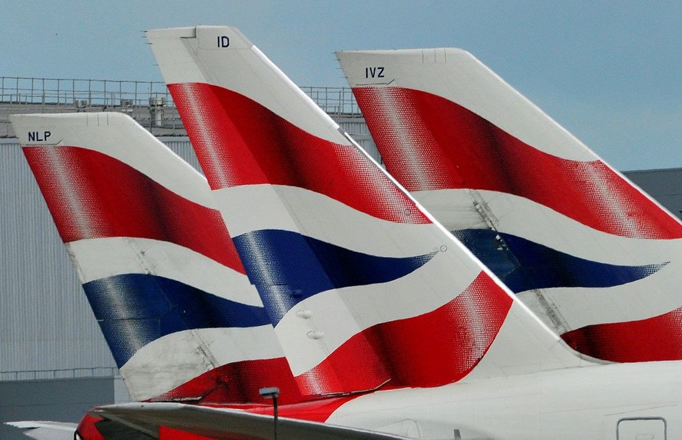british airways grounding cloud computing