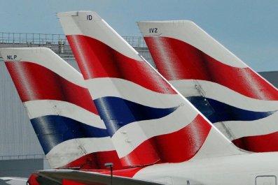 british airways grounding cloud computing