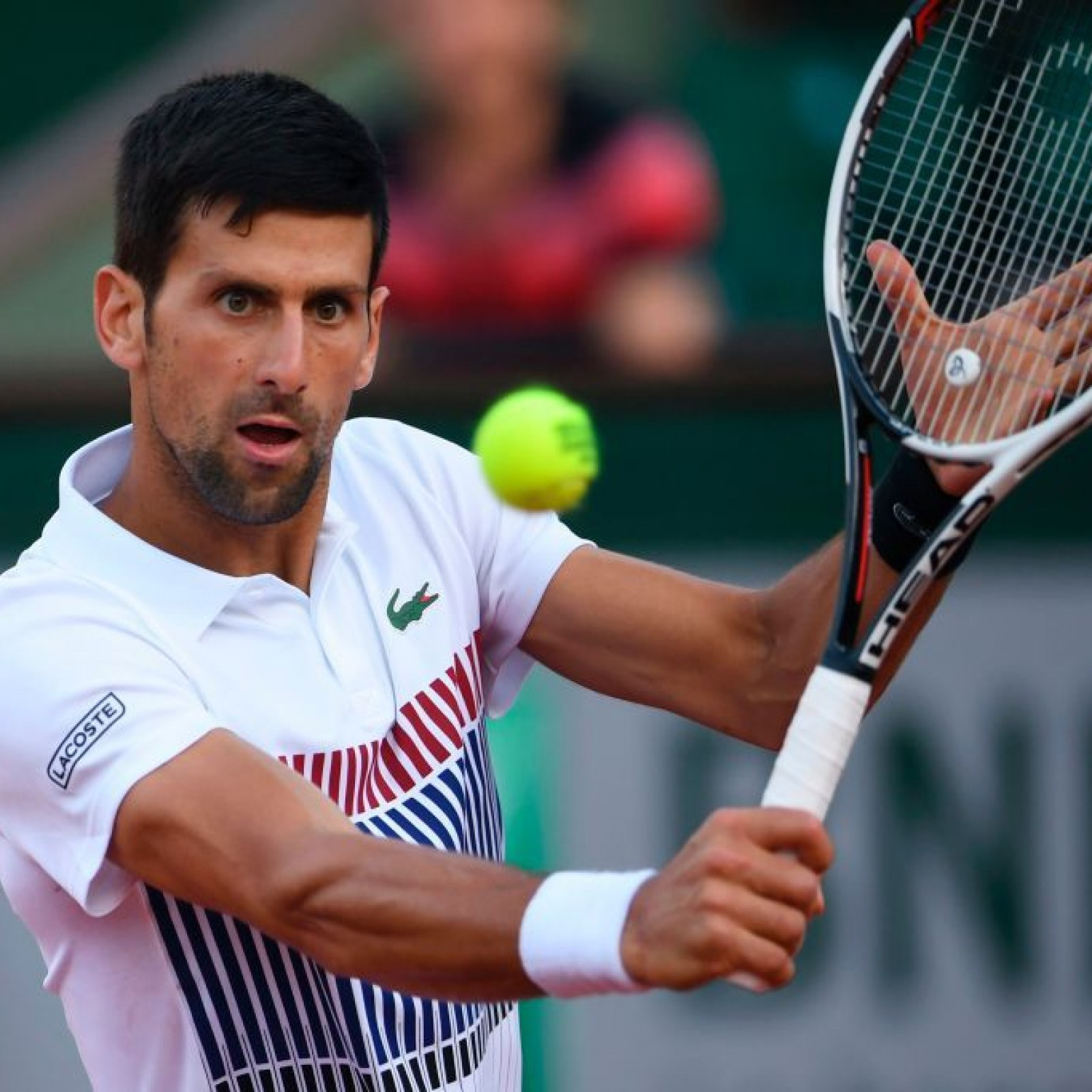 French Open 2017 Novak Djokovic Talks Wimbledon Plans After London Attacks