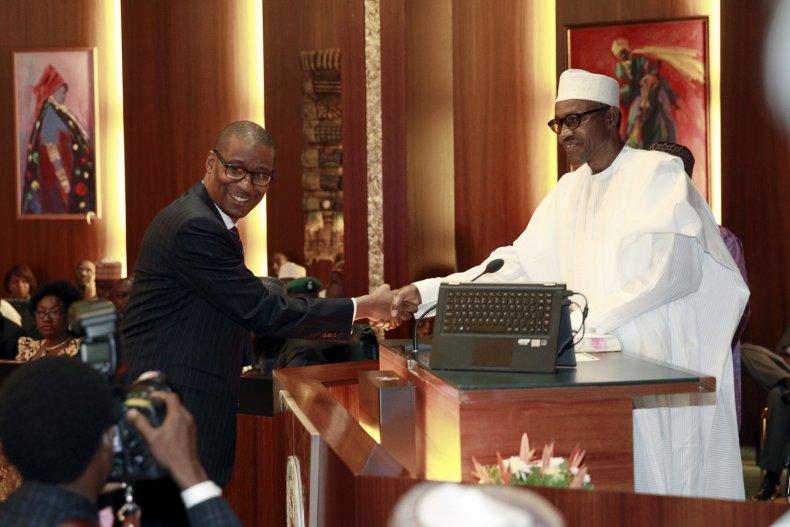 Nigeria trade minister