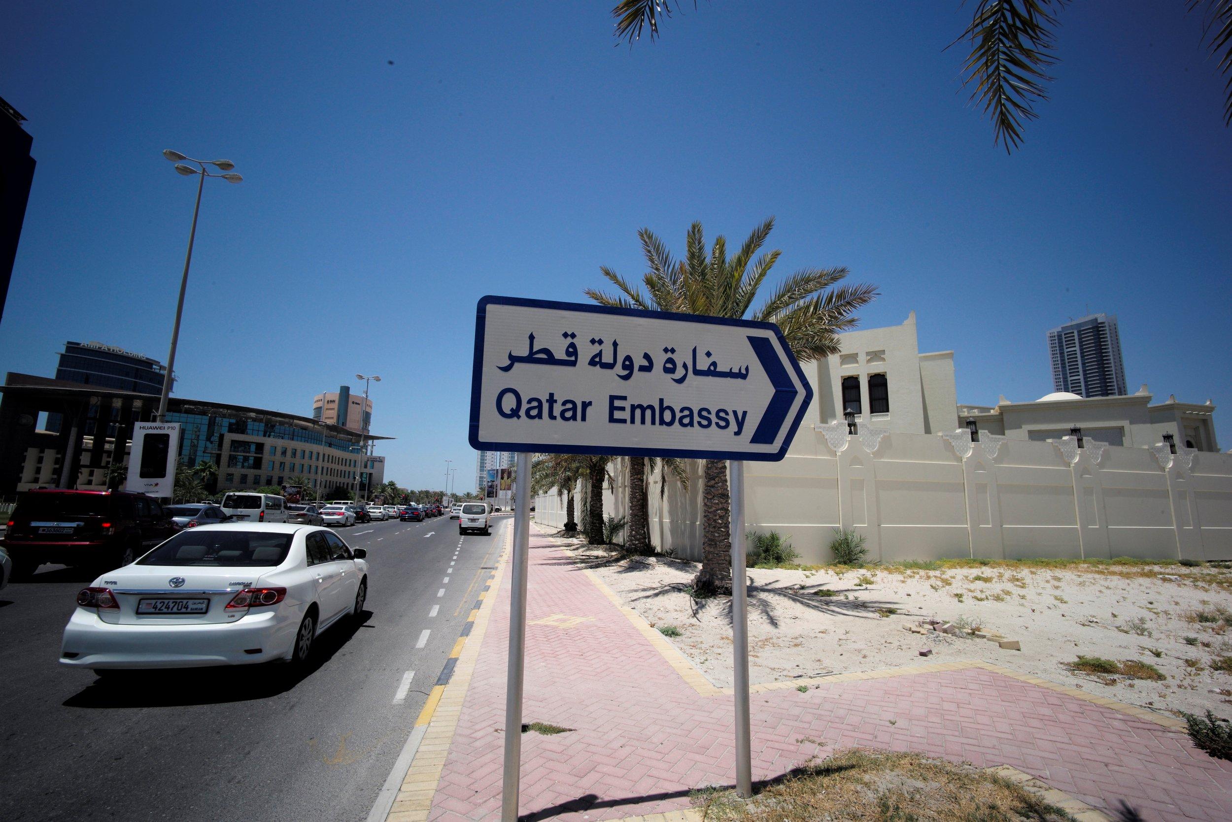 qatar and saudi arabia relationship