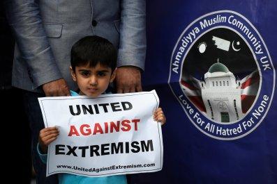 london bridge attack, muslim community