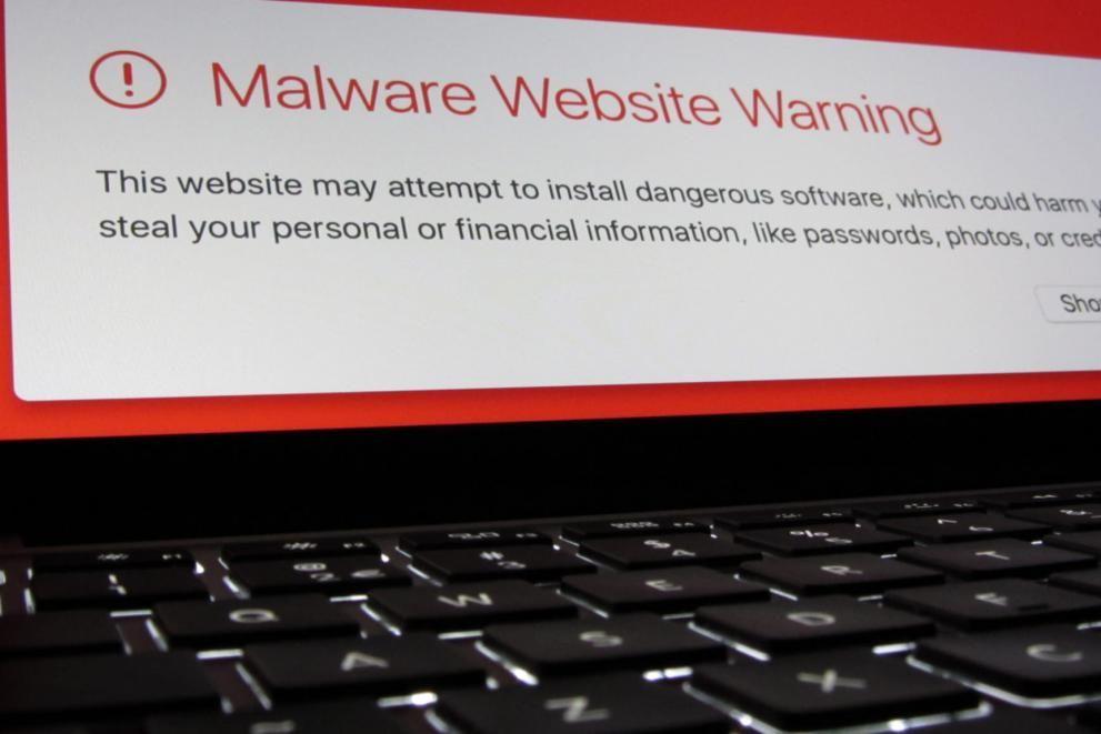 malware-warning