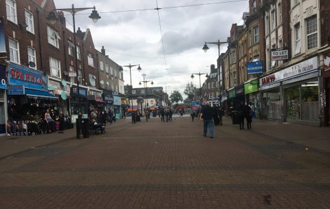 Barking High Street