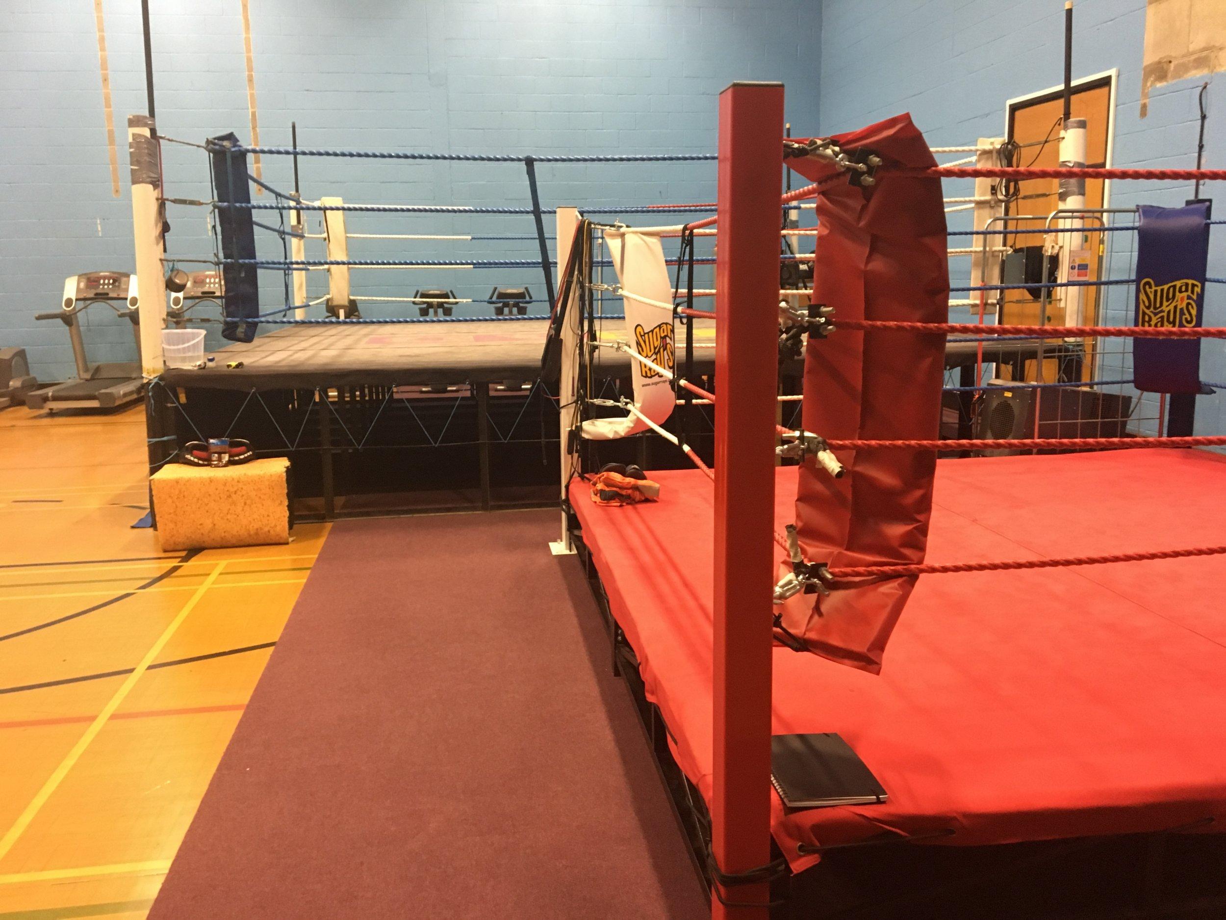 TKO Boxing Gym