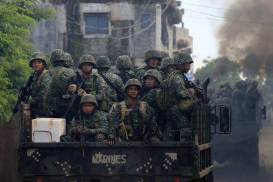 Militants Philippines