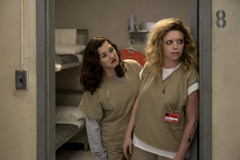 OITNB 5 - Nicky and Morello