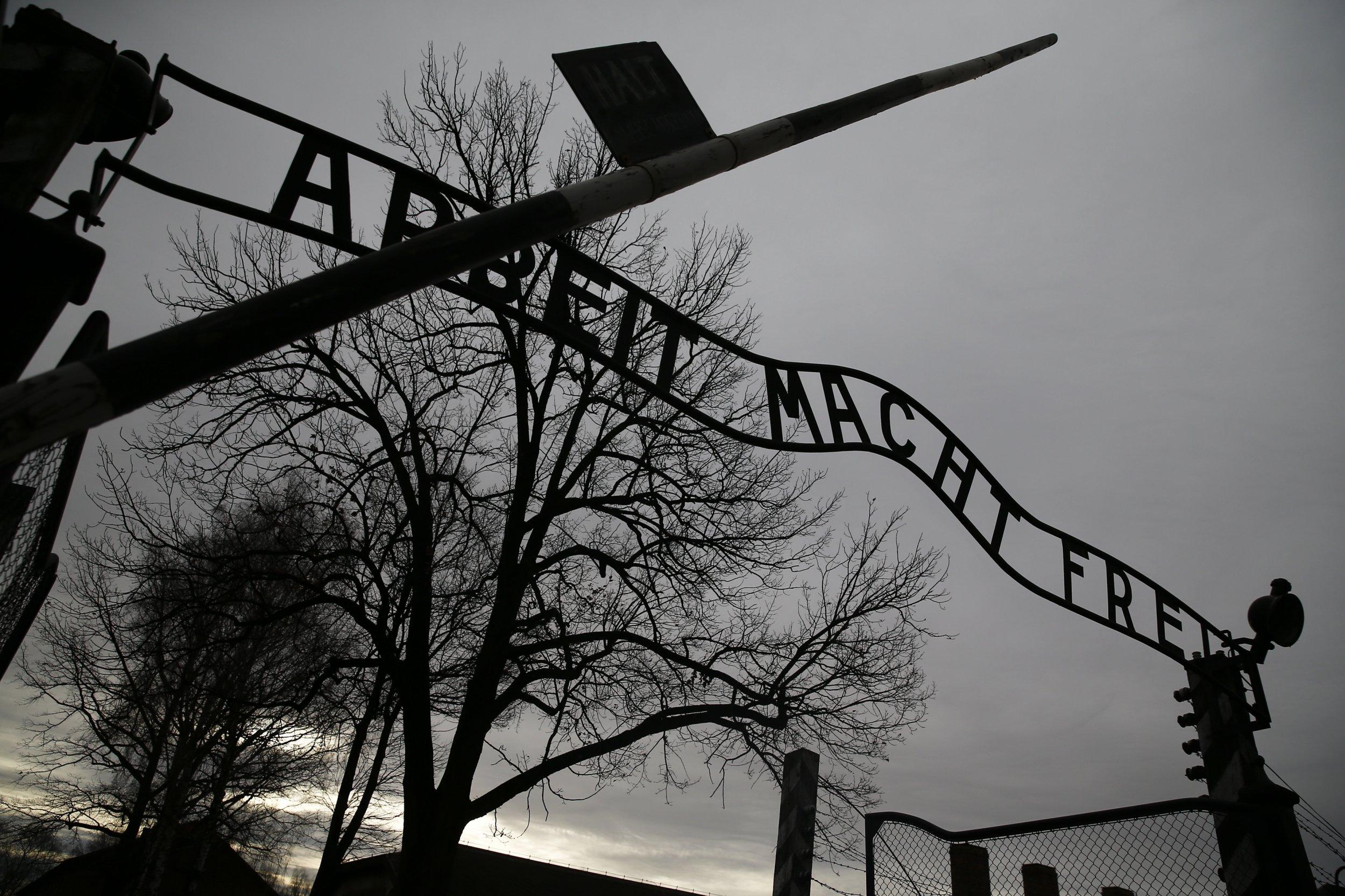 6-6-17 Auschwitz