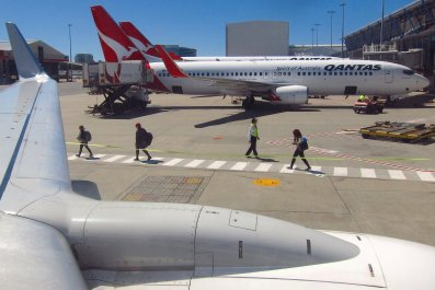 Foiled Terror Plot on Aircraft