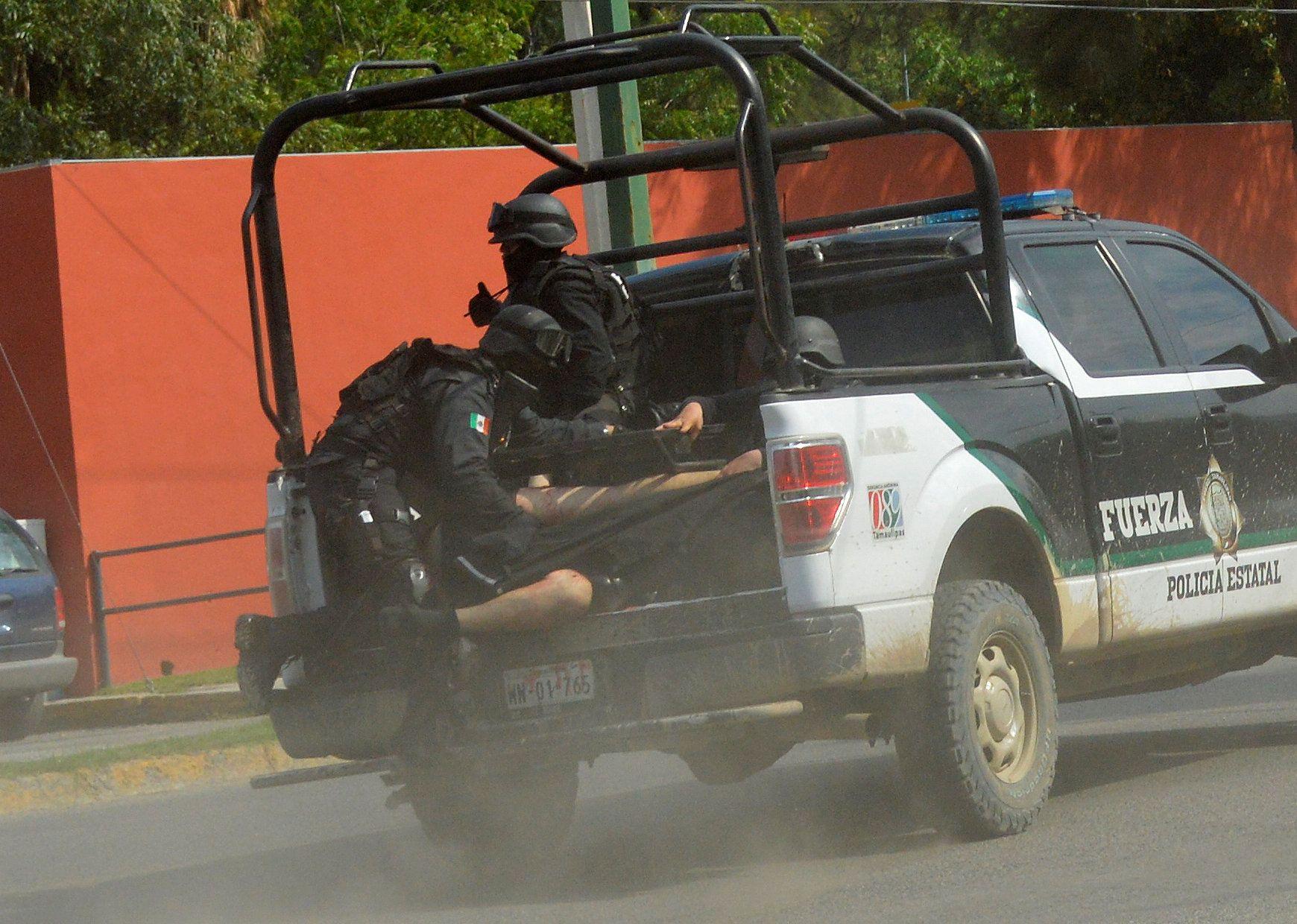 Mexico Tamaulipas prison riot
