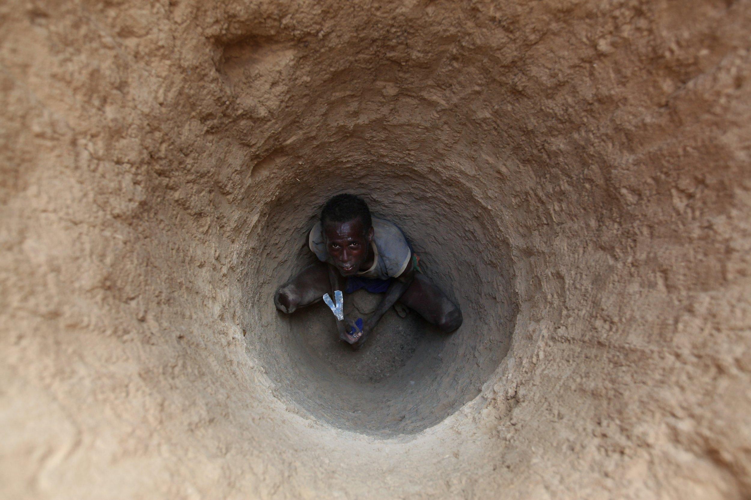 Somali refugee Dadaaab