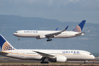 A violinist may be suing United Airlines after being involved in a scuffle with an airline supervisor