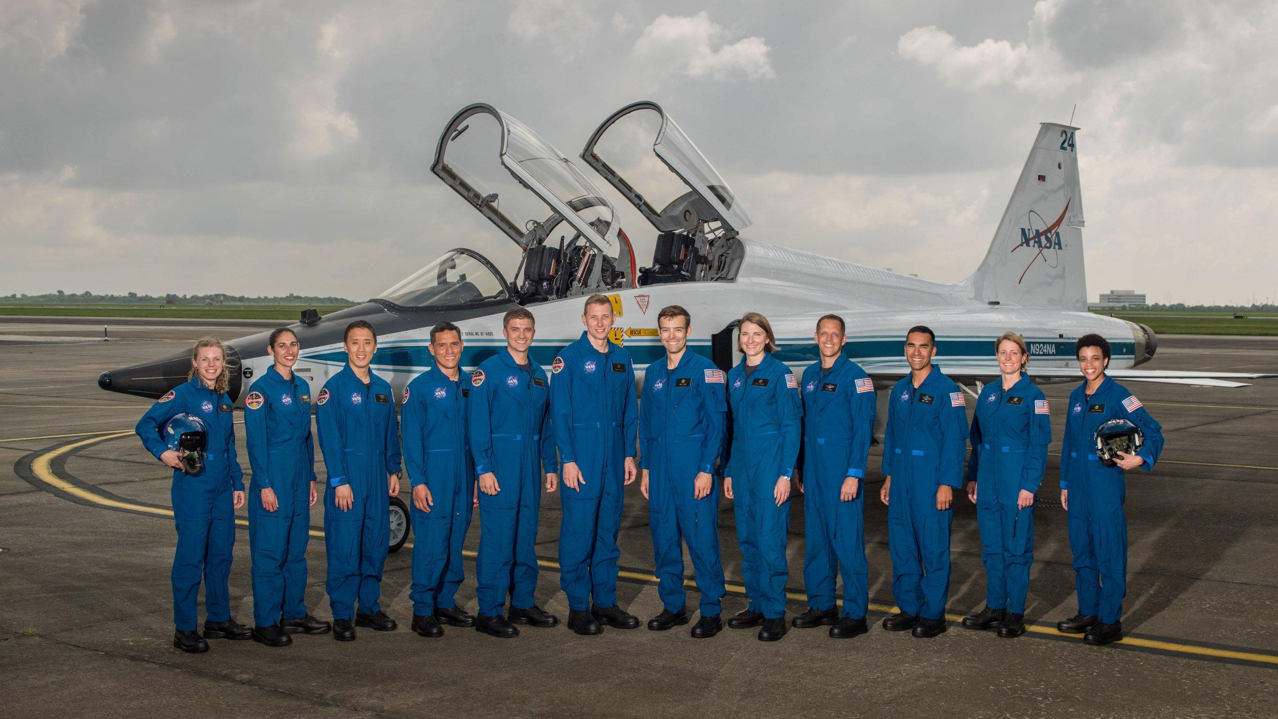 6-7-17 Astronauts 2017 class