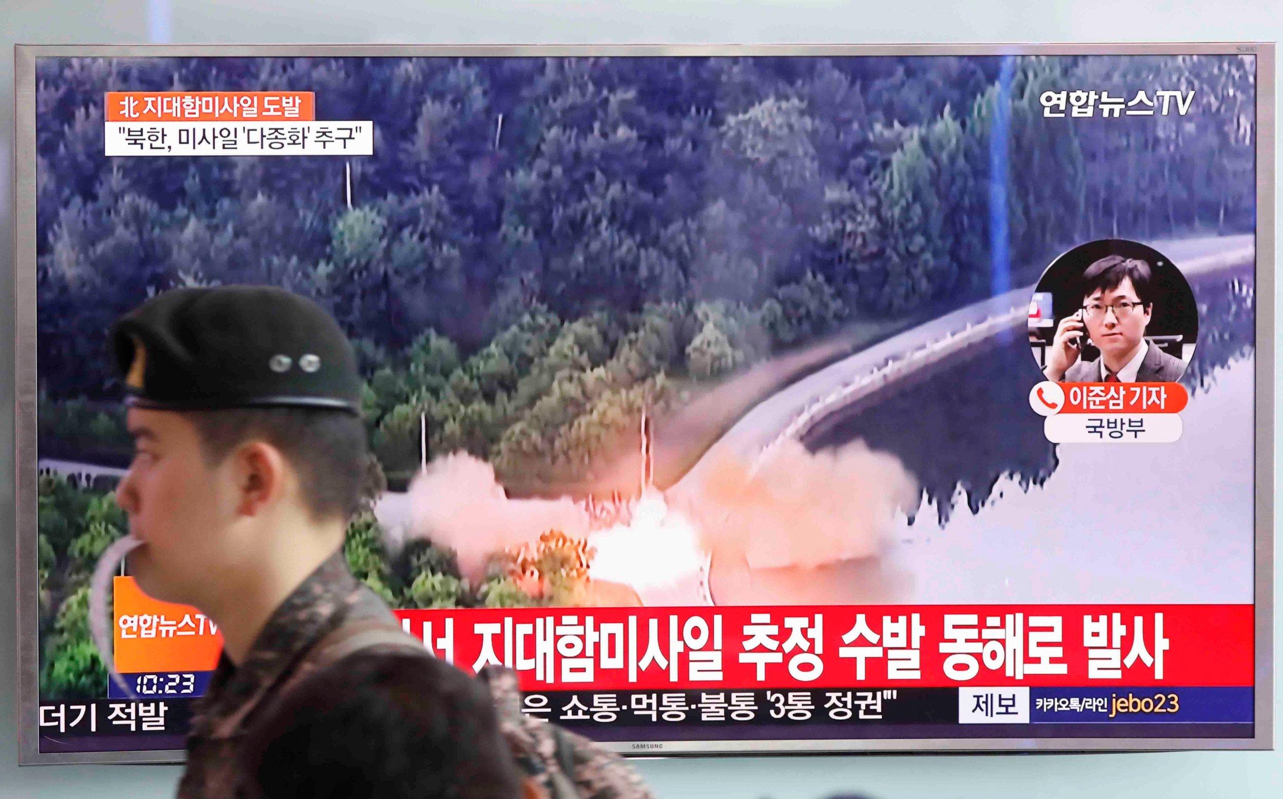 Missile NK