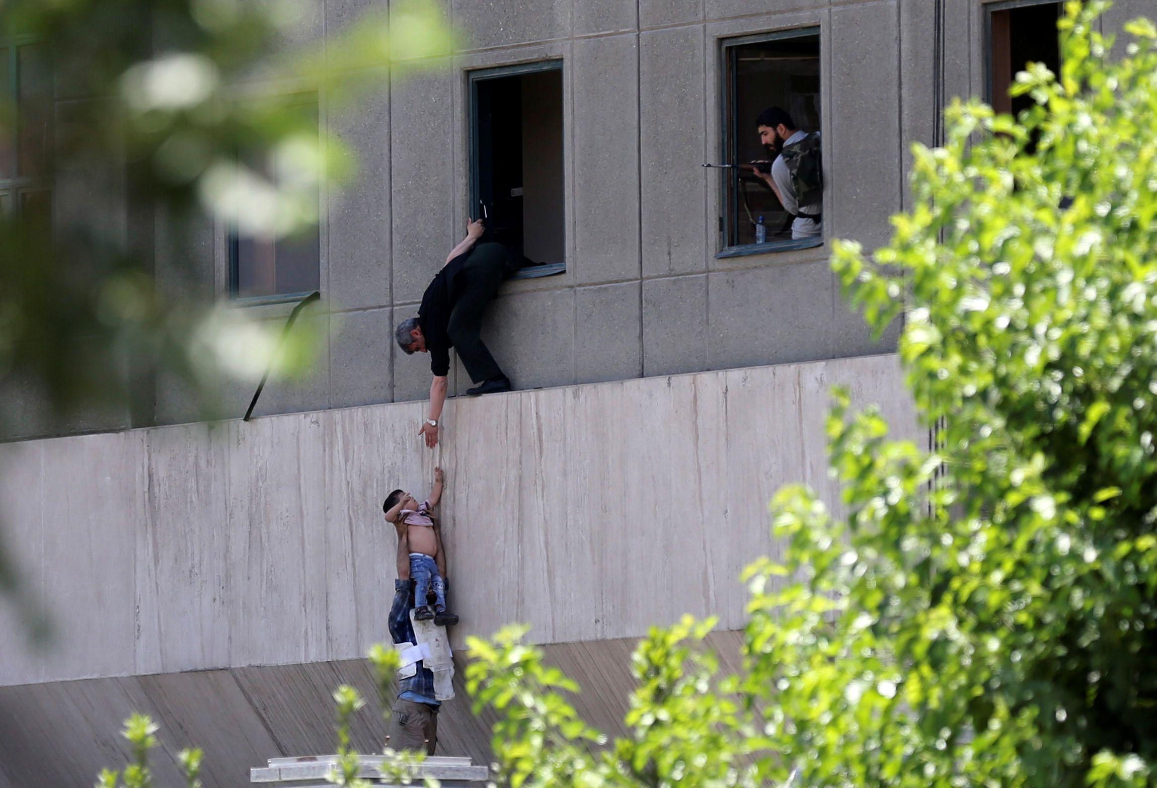 Tehran attack
