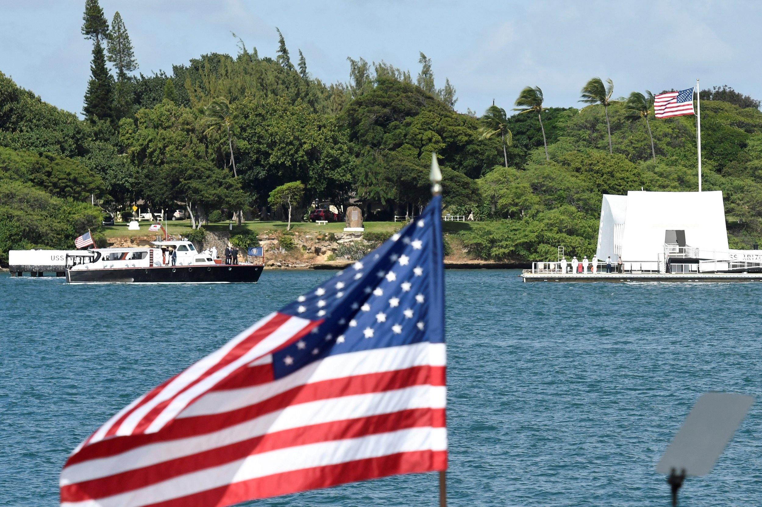 Hawaii U.S. Flag