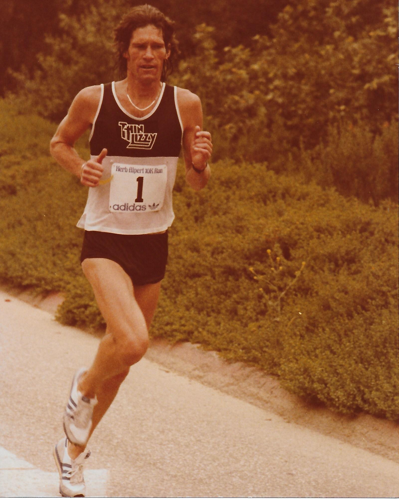 Jon Sutherland Thin Lizzy jersey
