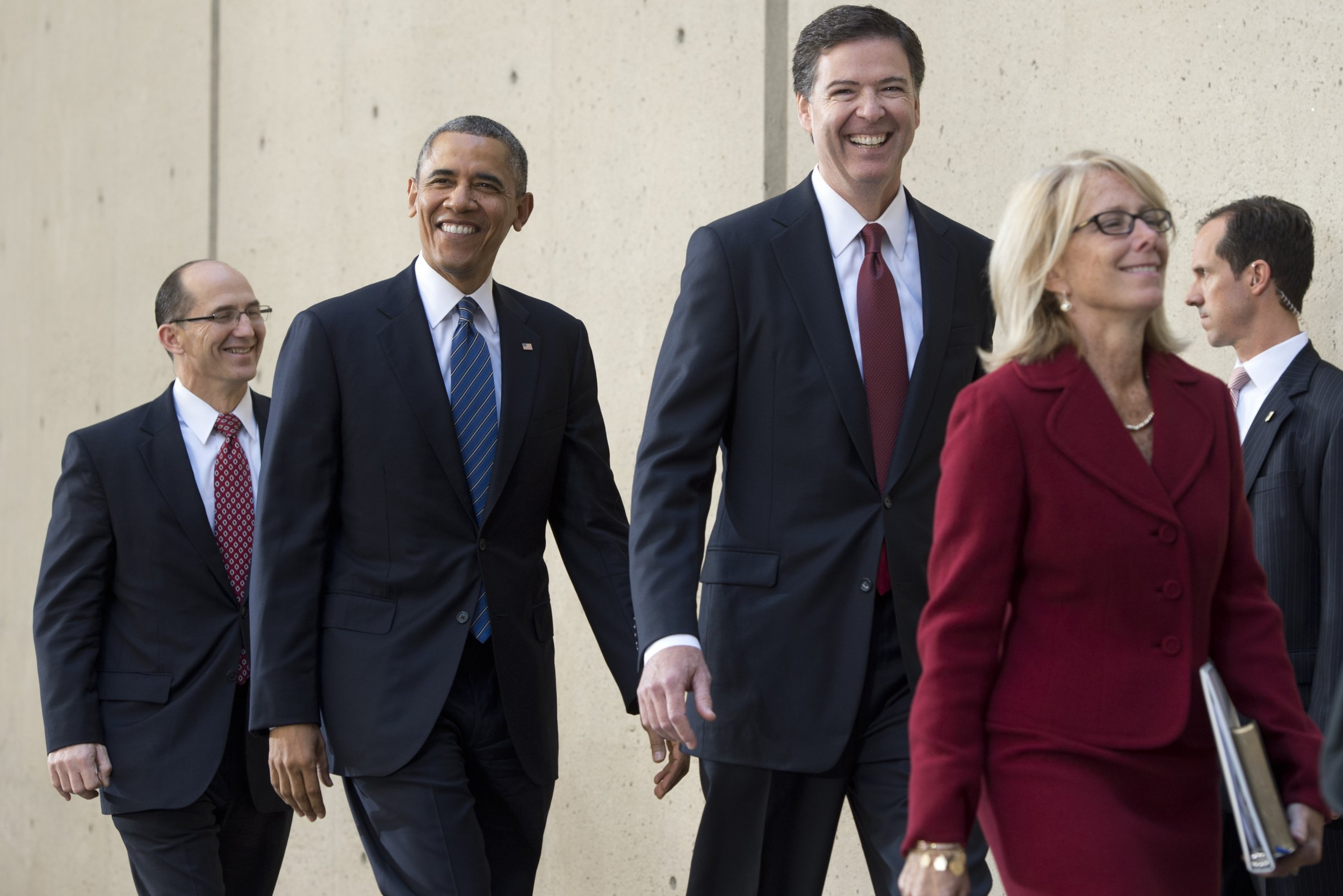 james comey public outing
