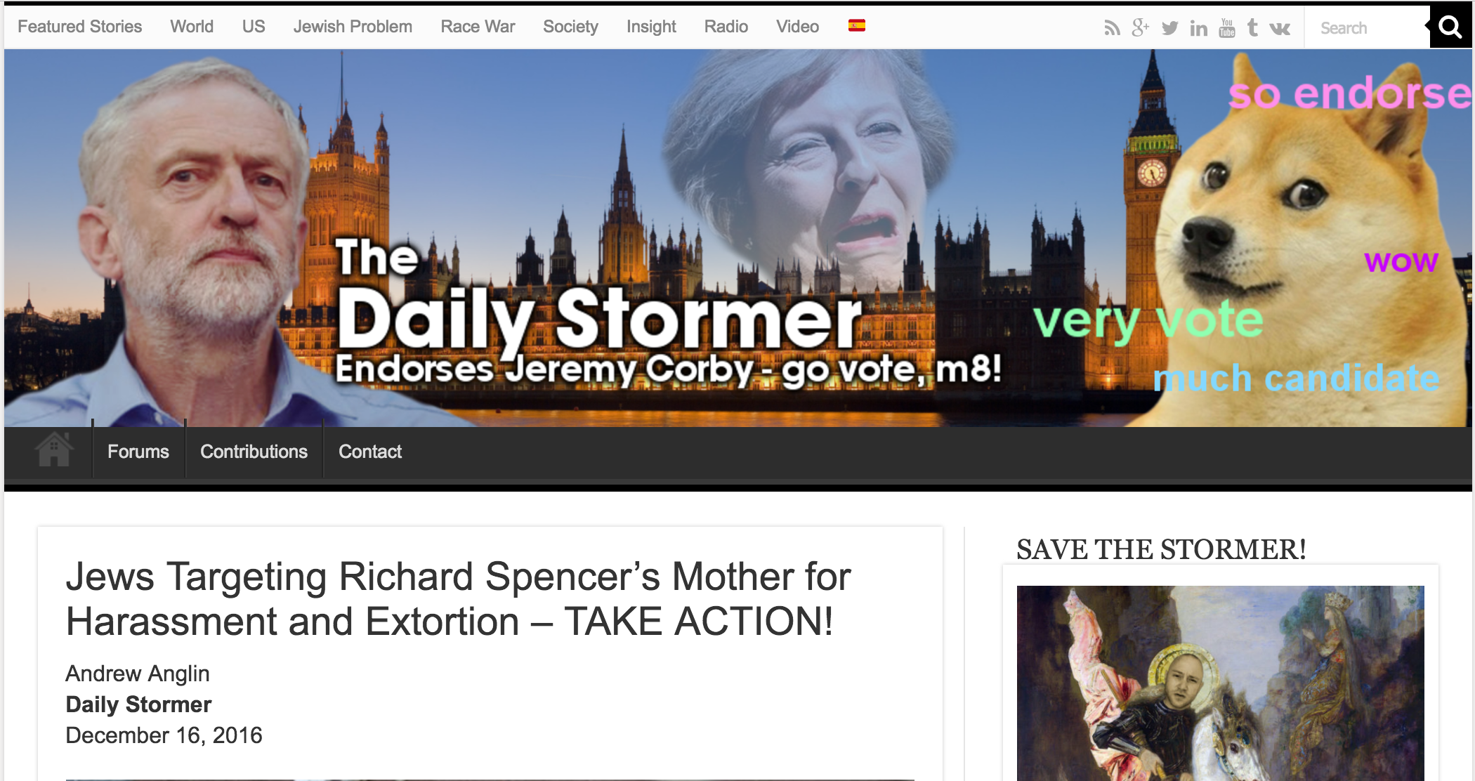 6-8-17 The Daily Stormer