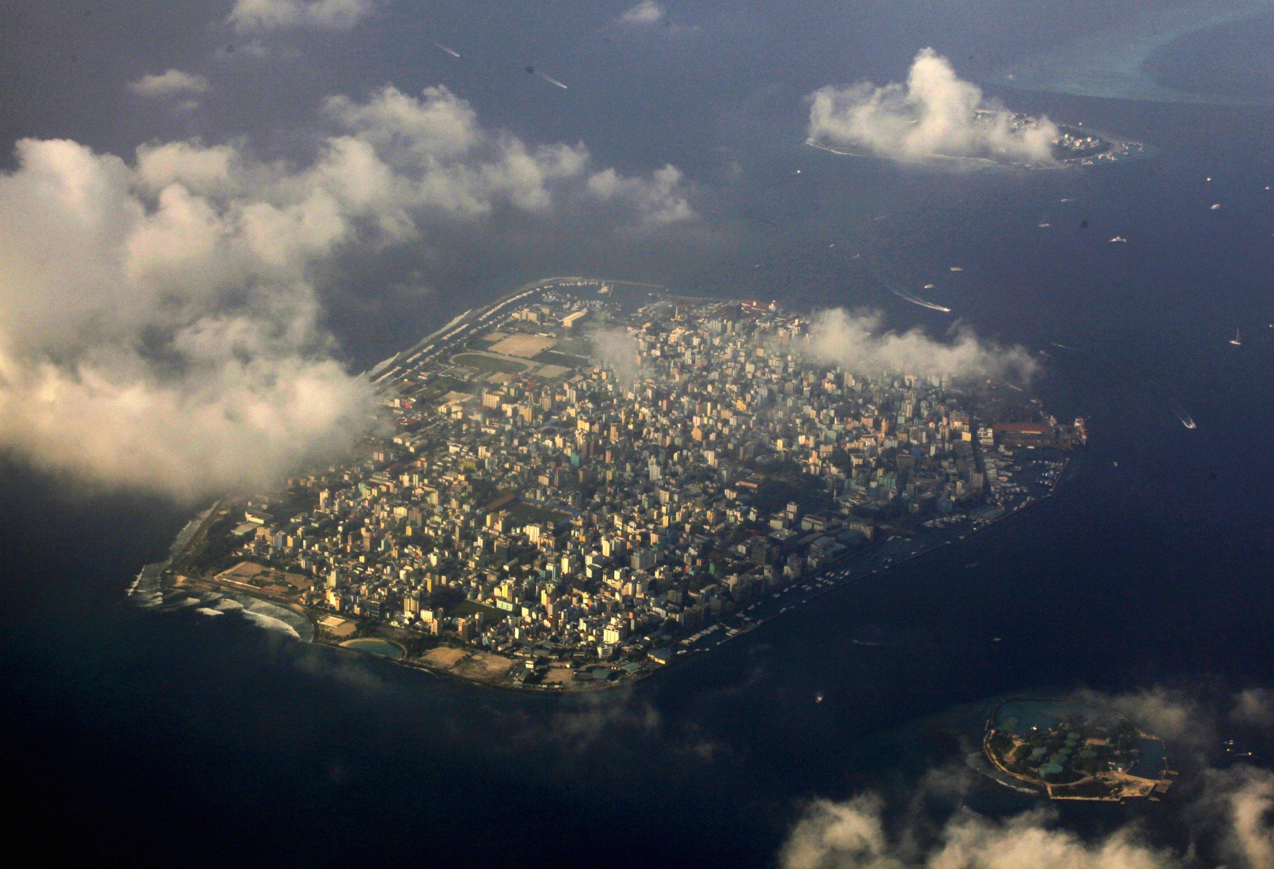 Maldives capital Male