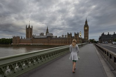 Woman Westminster