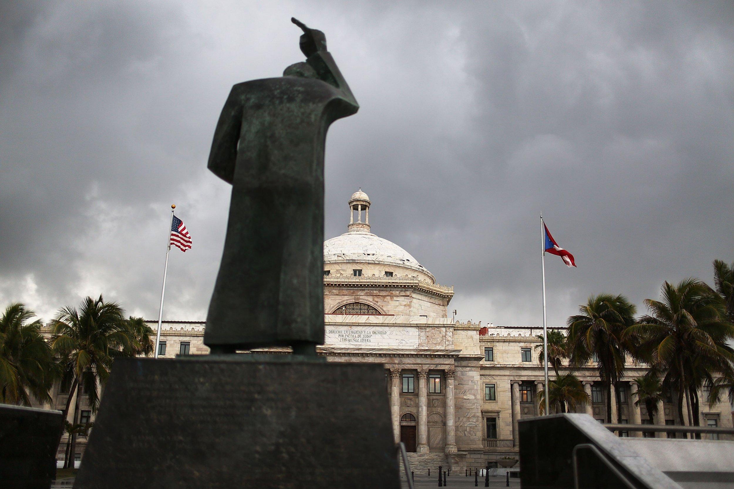 Puerto Rico votes